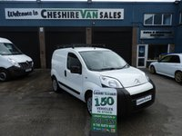 USED 2014 14 CITROEN NEMO 1.2 660 LX HDI S/S 75 BHP LOW MILES SAME DAY FINANCE STS  SAME DAY VAN FINANCE OPEN 7 DAYS PX WELCOME