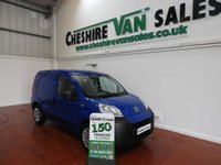 USED 2011 61 CITROEN NEMO 1.2 660 LX HDI S/S 75 BHP LOW MILES CHOICE IN STOCK SAME DAY VAN FINANCE OPEN 7 DAYS PX WELCOME