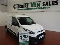 2014 FORD TRANSIT CONNECT 1.6 220 5 SEAT CREW VAN COMBI  95 BHP WITH FSH CHOICE £7795.00