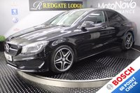 USED 2013 13 MERCEDES-BENZ CLA CLA220 CDI AMG SPORT 4d AUTO 170 BHP