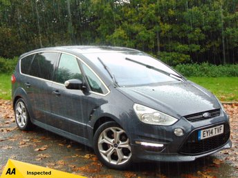 View our FORD S-MAX