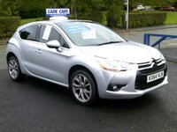 2014 CITROEN DS4 1.6 E-HDI AIRDREAM DSTYLE 5d 115 BHP £7795.00