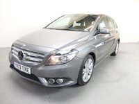 USED 2013 13 MERCEDES-BENZ B CLASS 1.8 B180 CDI BLUEEFFICIENCY SE 5d AUTO 109 BHP