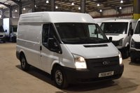 USED 2011 61 FORD TRANSIT 2.2 280 5d 99 BHP SWB MEDIUM ROOF AIR CON FWD DIESEL MANUAL PANEL VAN ONE OWNER FULL S/H SPARE KEY