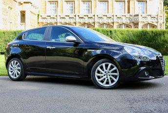 2012 ALFA ROMEO GIULIETTA 1.4 MULTIAIR VELOCE TB TCT 5d AUTO 170 BHP £9490.00