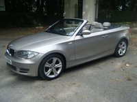 USED 2008 08 BMW 1 SERIES 2.0 118I SE 2d AUTO 141 BHP **LOW MILEAGE FOR THE YEAR**S/HISTORY**HPI**