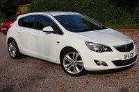 2011 VAUXHALL ASTRA 2.0 SRI CDTI 5d 157 BHP £5150.00