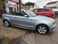 2008 BMW 1 SERIES 2.0 120I SE 2d 168 BHP £6800.00