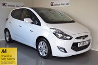 USED 2013 13 HYUNDAI IX20 1.6 STYLE CRDI 5d 113 BHP Immaculate  - Must Be Seen