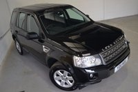 USED 2011 11 LAND ROVER FREELANDER 2.2 TD4 GS 5d AUTO 150 BHP