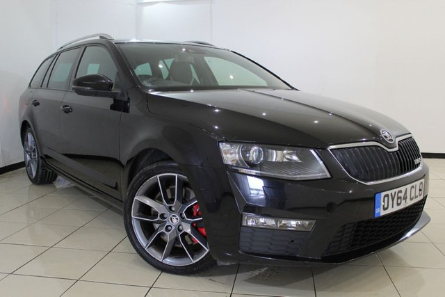 View our 2014 64 SKODA OCTAVIA 2.0 VRS TDI CR 5DR 181 BHP