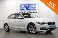 2013 BMW 3 SERIES 1.6 316I SPORT 4d 135 BHP £12990.00