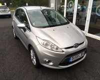 USED 2009 59 FORD FIESTA 1.4 ZETEC AUTOMATIC THIS VEHICLE IS AT SITE 1 - TO VIEW CALL US ON 01903 892224