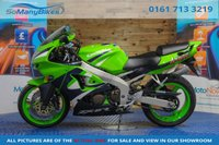 USED 1999 T KAWASAKI ZX-6R ZX6-G2 - 1 Owner - LOW MILES!