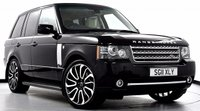 USED 2011 11 LAND ROVER RANGE ROVER 4.4 TD V8 Vogue SE 5dr Stunning Looks with Great Spec