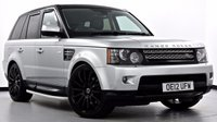 USED 2012 12 LAND ROVER RANGE ROVER SPORT 3.0 SD V6 HSE (Luxury Pack) 4X4 5dr Auto [8] Extended Leather, Digital TV