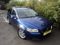 2009 VOLVO V50 2.0 D S 5d AUTO 136 BHP £6988.00