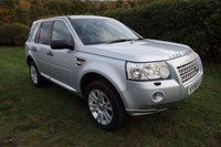 USED 2009 58 LAND ROVER FREELANDER 2.2 TD4 HSE 5d AUTO 159 BHP,1 PRIVATE OWNER,FULL LAND ROVER HISTORY