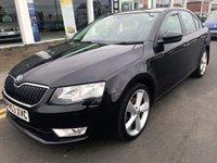 USED 2013 63 SKODA OCTAVIA 2.0 ELEGANCE TDI CR DSG 5d AUTO 148 BHP