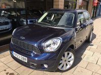 USED 2013 63 MINI COUNTRYMAN 2.0 COOPER SD ALL4 5d AUTO 141 BHP