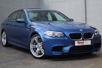 2014 BMW M5 4.4 M5 4d AUTO 553 BHP £28490.00