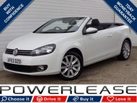 USED 2013 63 VOLKSWAGEN GOLF 2.0 SE TDI BLUEMOTION TECHNOLOGY DSG 2d AUTO 139 BHP BLACK FRIDAY WEEKEND EVENT FULL VW HISTORY DAB P/SENSORS