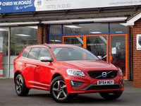 USED 2014 64 VOLVO XC60 2.0 D4 R-DESIGN 5d 178 BHP *ONLY 9.9% APR with FREE Servicing*