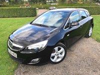 2010 VAUXHALL ASTRA 1.6 SRI 5d AUTO 113 BHP Full Vauxhall History, Mint Example MOT 10/18 £5349.00