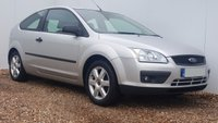 USED 2006 06 FORD FOCUS 1.6 SPORT 3d 100 BHP