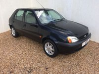 USED 2002 52 FORD FIESTA 1.3 FLIGHT 5d 59 BHP