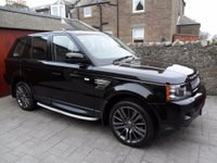 2012 LAND ROVER RANGE ROVER SPORT 3.0 SD V6 HSE (Luxury Pack) Station Wagon 4X4 5dr £20795.00