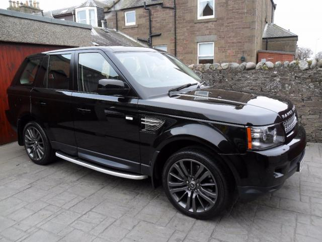 2012 62 LAND ROVER RANGE ROVER SPORT 3.0 SD V6 HSE (Luxury Pack) Station Wagon 4X4 5dr