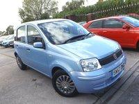 2007 FIAT PANDA 1.1 ACTIVE 5d 54 BHP £2695.00