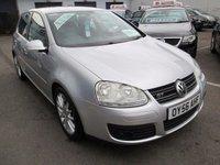 2006 VOLKSWAGEN GOLF 1.4 GT TSI DSG 5d AUTOMATIC  168 BHP £4995.00