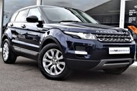 USED 2014 14 LAND ROVER RANGE ROVER EVOQUE 2.2 SD4 PURE TECH 5d AUTO 190 BHP FINANCE FROM ONLY £256.08 pm