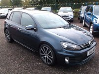 USED 2011 61 VOLKSWAGEN GOLF 2.0 GTD TDI 5d 170 BHP ****Great Value economical reliable family car with excellent service history, Great spec, Drives superbly****