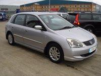USED 2004 04 HONDA CIVIC 1.4 SE 5d 88 BHP MOT SERVICE GOOD RUNNER
