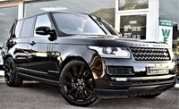 USED 2013 62 LAND ROVER RANGE ROVER 4.4 SDV8 VOGUE 5d AUTO 339 BHP