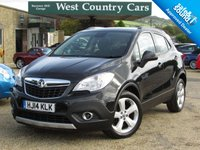 USED 2014 14 VAUXHALL MOKKA 1.6 EXCLUSIV S/S 5d 113 BHP Well Equipped Family Car