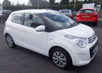 USED 2014 CITROEN C1 1.0 FEEL 5d 68 BHP FREE ROAD TAX