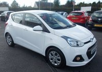 USED 2014 64 HYUNDAI I10 1.0 SE 5d 65 BHP - £20.00 PER YEAR ROAD TAX