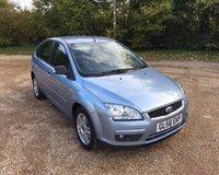 2006 FORD FOCUS 2.0 GHIA 16V 5d AUTO 144 BHP £2499.00