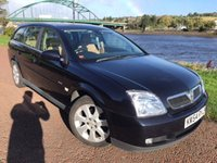 USED 2005 54 VAUXHALL VECTRA 2.2 ELITE 16V 5d 154 BHP **UNWANTED PART EXCHANGE**