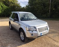 USED 2009 09 LAND ROVER FREELANDER 2.2 TD4 XS 5d AUTO 159 BHP