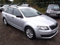 USED 2013 63 SKODA OCTAVIA 1.6 S TDI CR 5d 104 BHP AFFORDABLE FAMILY ESTATE CAR IN EXCELLENT CONDITION WITH EXCELLENT SERVICE HISTORY, DRIVES SUPERBLY !!