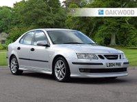 2004 SAAB 9-3 2.0 AERO T 4d AUTO 210 BHP £2295.00