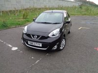 USED 2013 63 NISSAN MICRA 1.2 ACENTA 5d 79 BHP FANTASTIC FIRST CAR!!