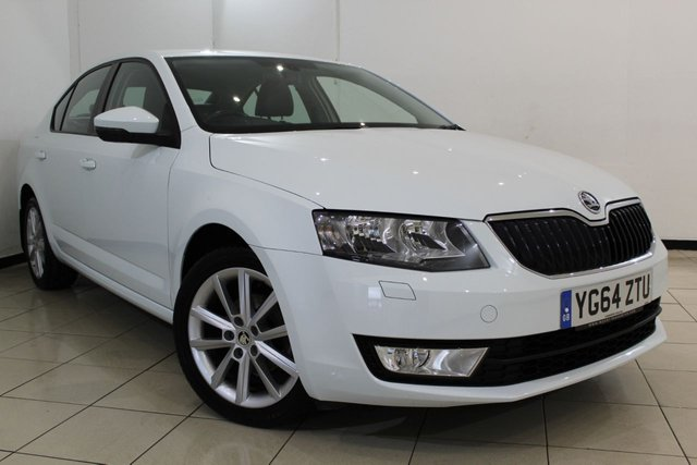 View our 2014 64 SKODA OCTAVIA 1.6 ELEGANCE TDI CR 5DR 104 BHP
