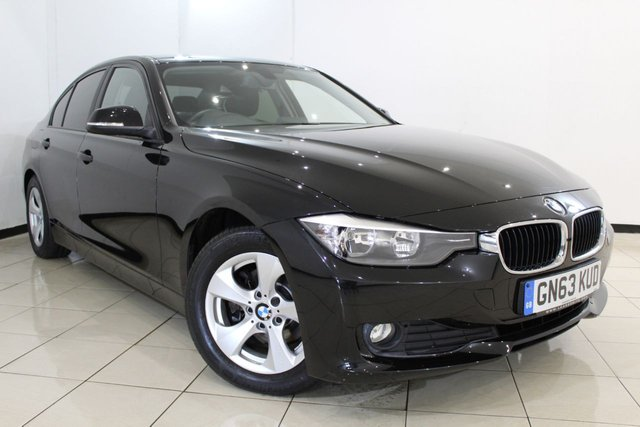 View our 2013 63 BMW 3 SERIES 2.0 320D EFFICIENTDYNAMICS 4DR AUTOMATIC 161 BHP