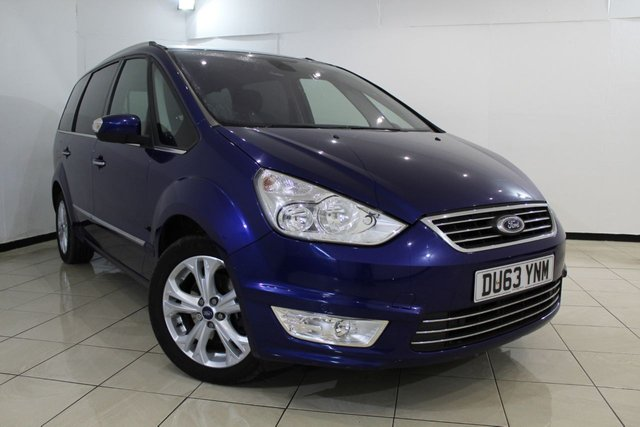 View our 2013 63 FORD GALAXY 2.0 TITANIUM TDCI 5DR AUTOMATIC 138 BHP